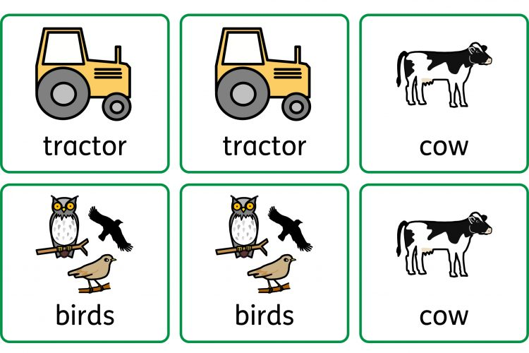 Symbols from symbol-based farm puzzle